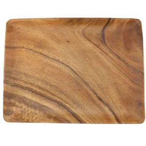 Acacia Rectangle Wooden Plates/Trays 7