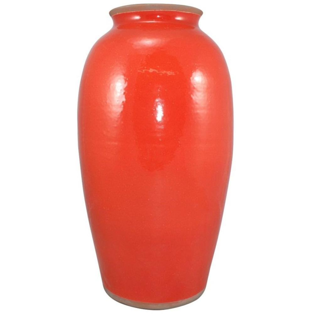 Odela Terracotta Red Vase 44cm 1