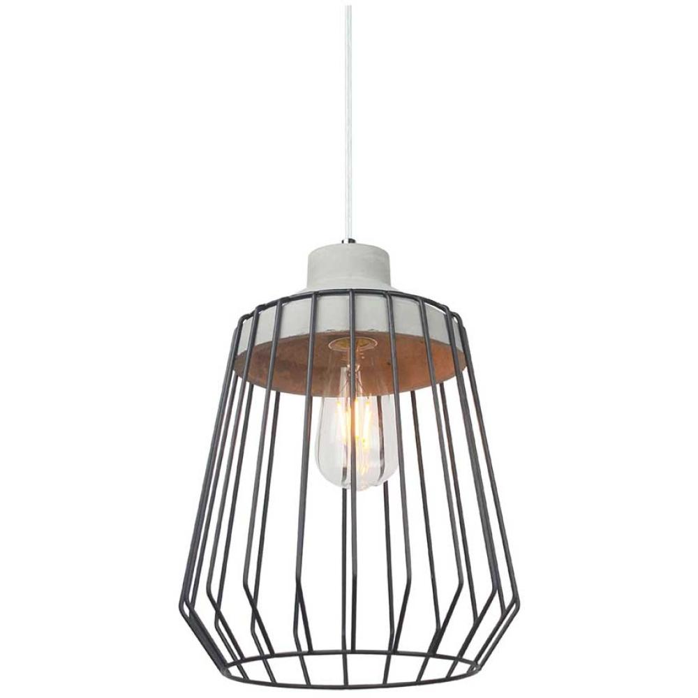 Luminite Cage Pendant Lamp 1