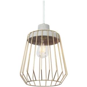 Luminite Cage Pendant Lamp 3