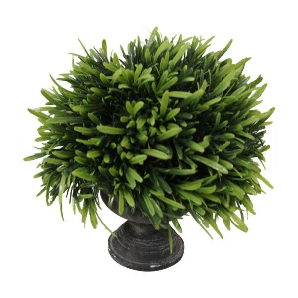 Artificial Grass Bunch in Pot (Set of 2) 1